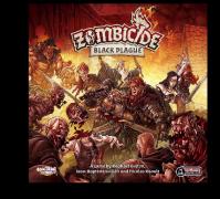 桌游:Zombicide Black Plague 介绍