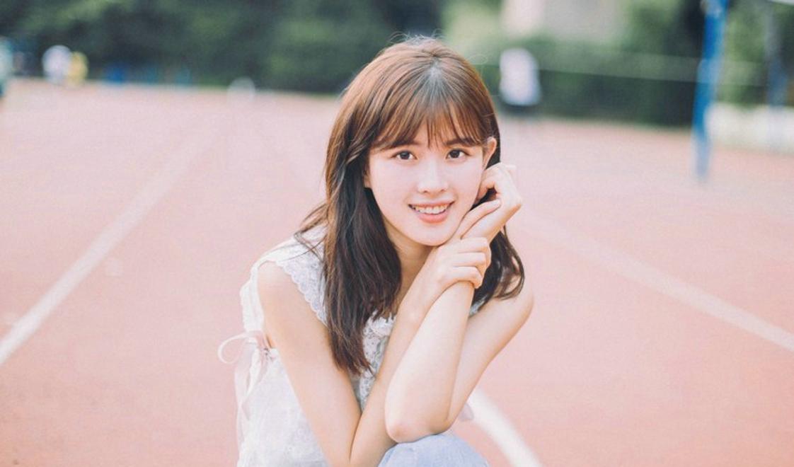 清纯可爱小姐姐活泼阳光清新唯美写真