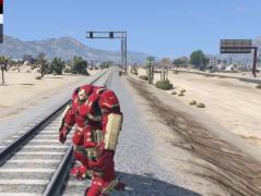 GTA5 钢铁侠拦截火车失败会怎样